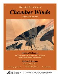 Arizona Chamber Winds